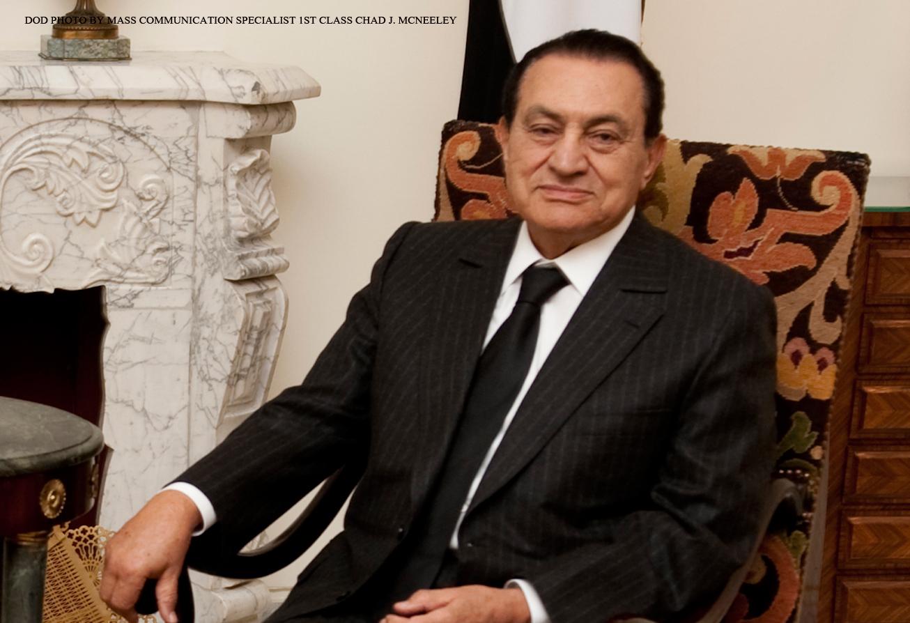 A murit fostul preşedinte egiptean Hosni Mubarak