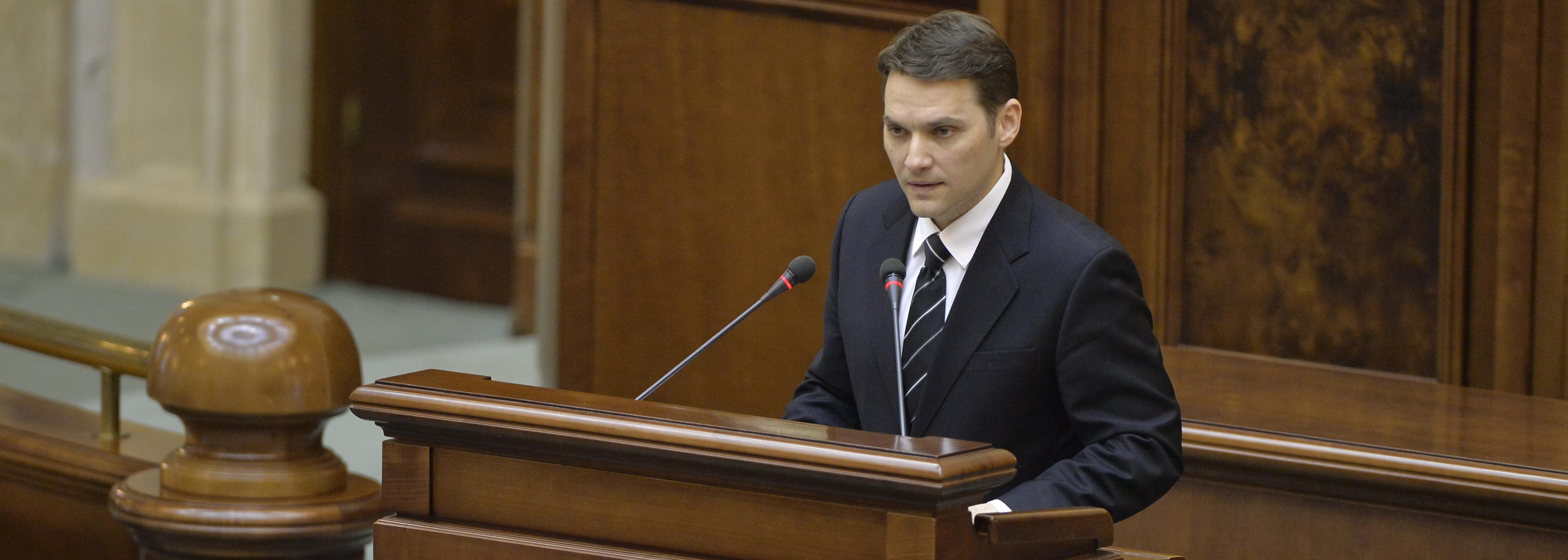 Vicepresedintele Biroului Permanent al Senatului, Ioan Chelaru: Votul in cazul lui Dan Sova s-ar putea relua