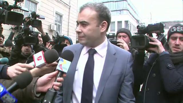 Darius Valcov, eliberat din arest preventiv. Fostul ministru va fi cercetat sub control judiciar