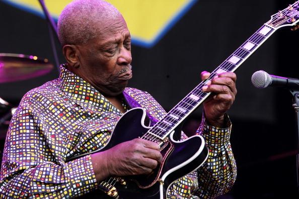 B.B King, regele blues-ului, a murit la varsta de 89 de ani. Reactia lui Barack Obama: