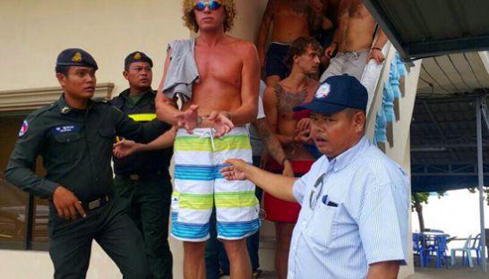Magnatul rus Serghei Polonski a fost arestat in timp ce se afla pe un iaht in Cambodgia