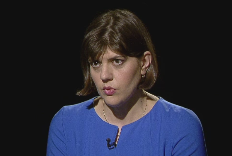 Laura Codruta Kovesi: Dati-ne suficiente resurse pentru filaj si interceptari si va promit ca nu mai apelam la SRI