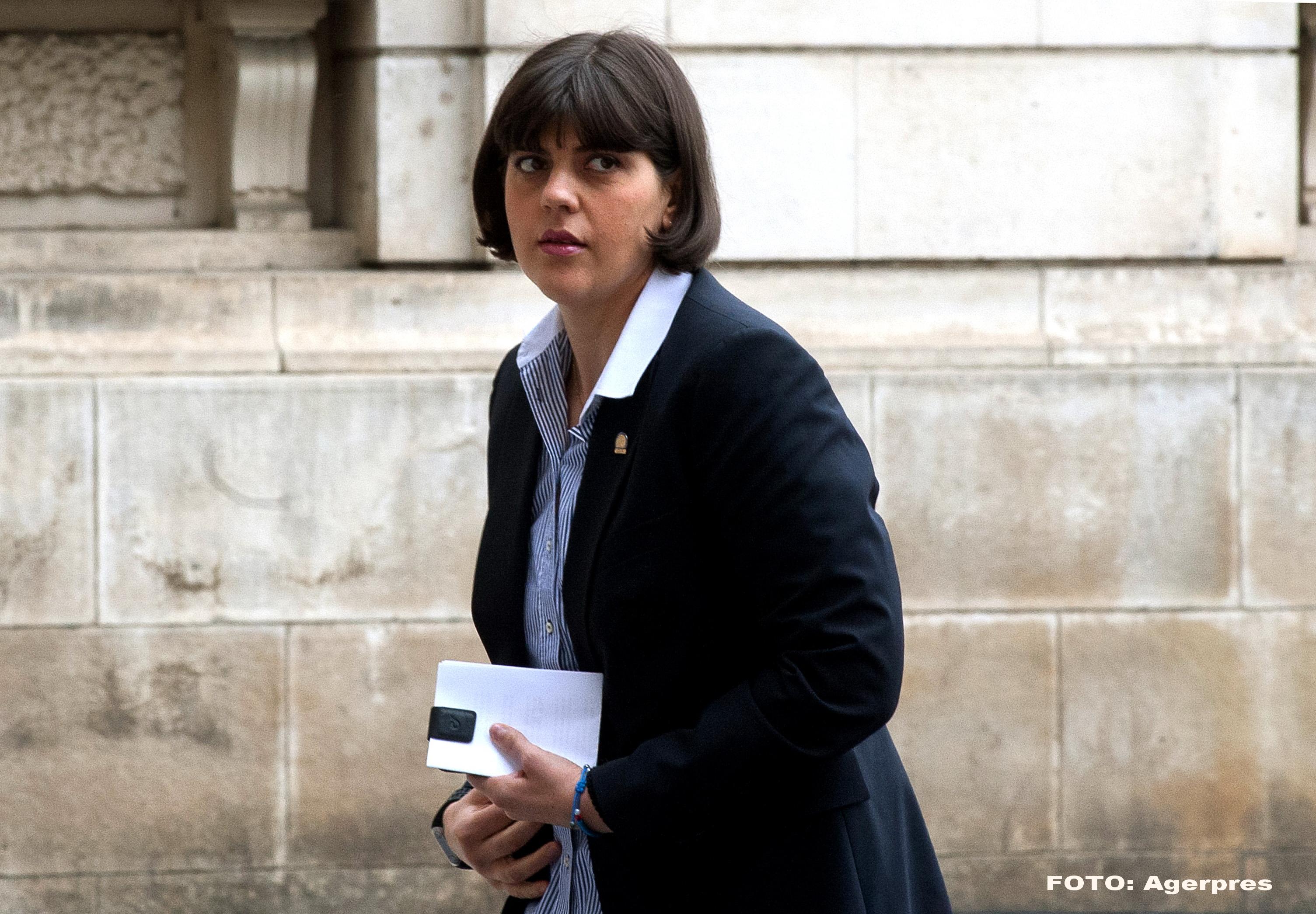 Ce spune ministrul Justitiei despre prelungirea mandatului Laurei Codruta Kovesi.