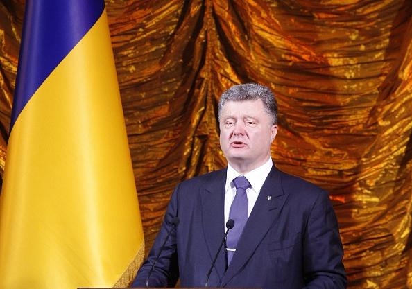 Trei ani de la revolta proeuropeana din Maidan. Petro Porosenko: Ucraina se vrea definitiv separata de lumea rusa