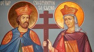 Ce nume se sărbătoresc de Sfinții Constantin și Elena, pe 21 mai