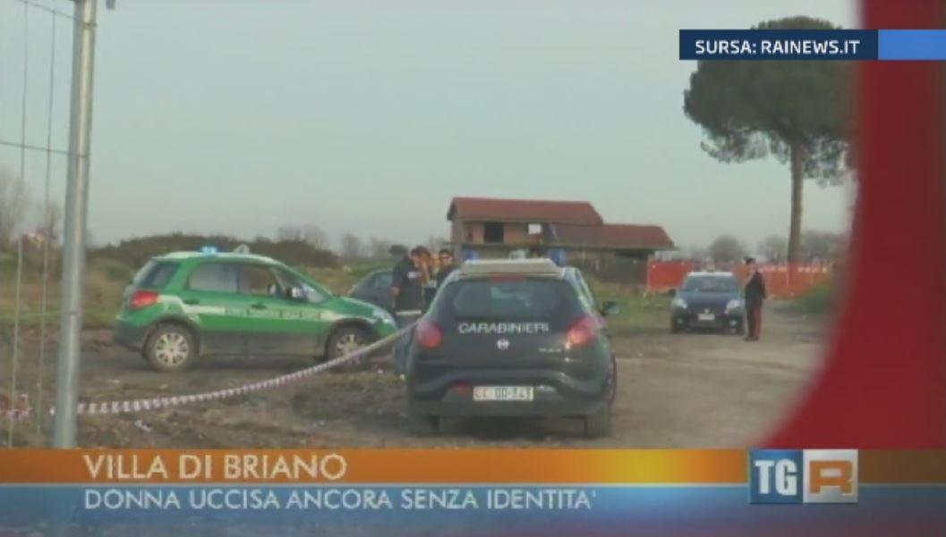 Romanca sechestrata si executata in stil mafiot, in Italia. Victima a fost impuscata de trei ori in fața