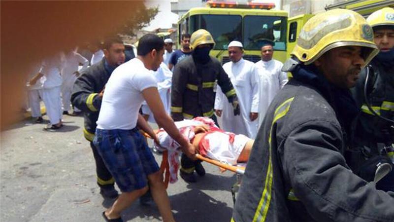 Atac sinucigas la o moschee din Arabia Saudita: cel putin 10 persoane au murit, iar alte 70 sunt in stare critica
