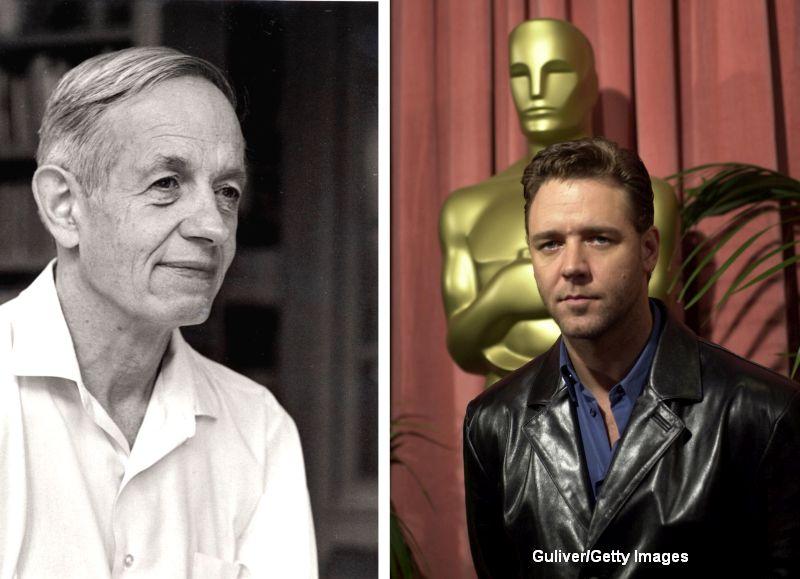 John Nash, laureatul Nobel a carui viata a inspirat filmul de Oscar