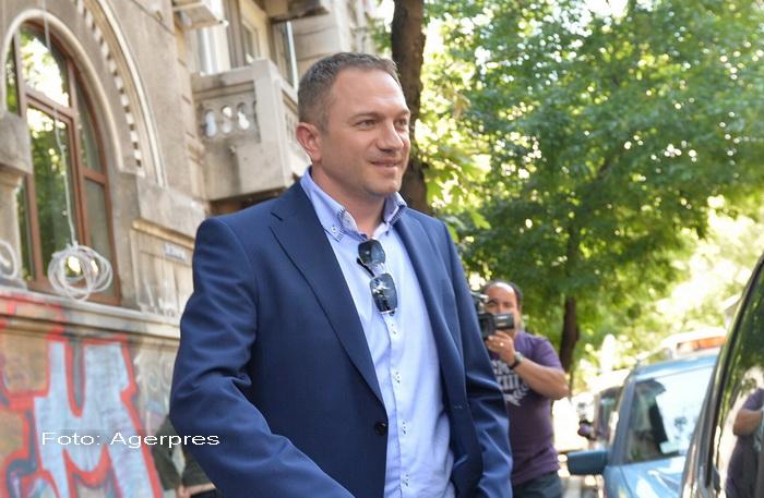 Sotul Cristinei Spatar, Alin Ionescu, vizat de DNA intr-un dosar de coruptie cu prejudiciu de 10 milioane de euro