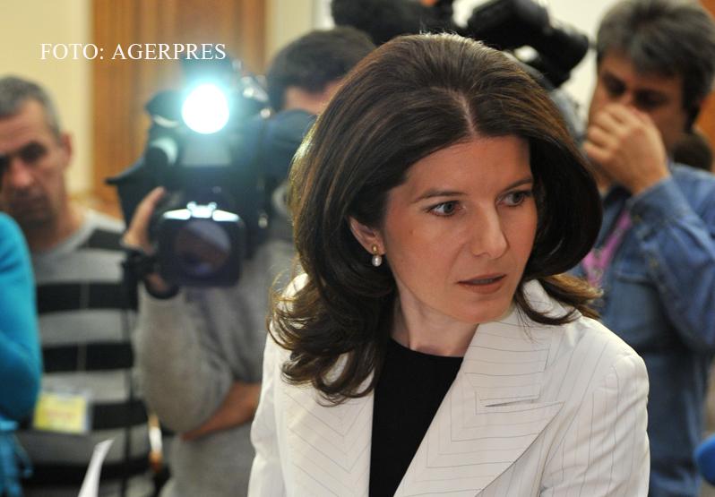 Monica Iacob-Ridzi ar putea iesi din inchisoare. Judecatorii discuta cererea de intrerupere a pedepsei fostului ministru