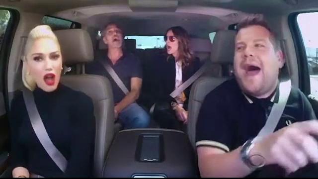 Gwen Stefani, George Clooney si Julia Roberts, petrecere in masina. Ce a dezvaluit cantareatea despre hitul