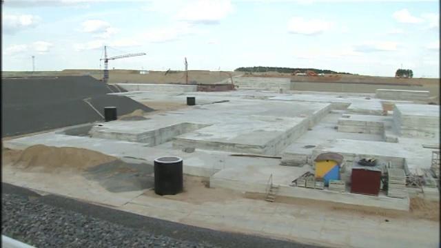 Un incident ar fi avut loc la centrala nucleara aflata in constructie langa capitala Lituaniei. Constructia s-ar fi prabusit