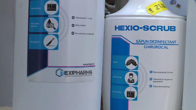 Controale in spitalele din Romania. Ministerul Sanatatii va testa toate produsele folosite la dezinfectie