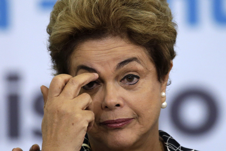 Presedinta Braziliei a fost DESTITUITA din functie pentru 180 de zile. Faptele pentru care va fi judecata Dilma Rousseff