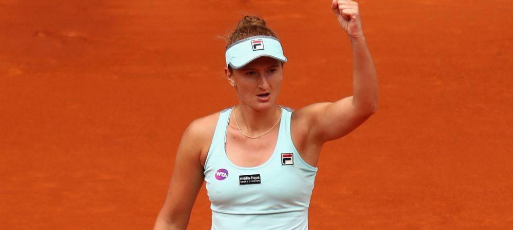 Irina Begu s-a calificat în turul doi la US Open