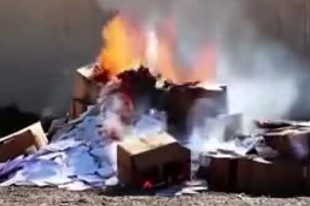 Jihadistii i-au dat foc unei fetite crestine, iar micuta a murit chiar in bratele mamei. Care au fost ultimele cuvinte
