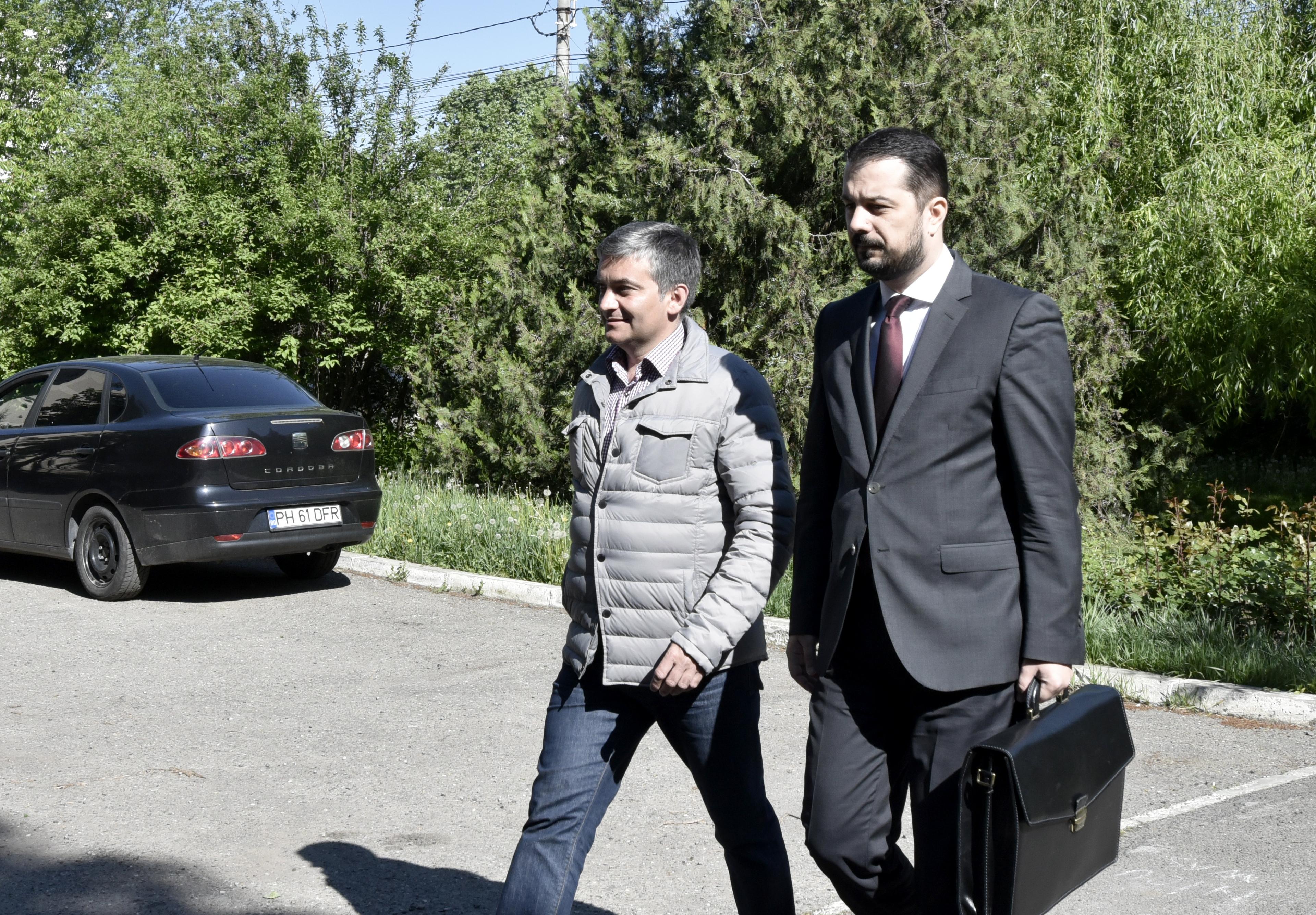 Primarul orasului Sinaia, Vlad Oprea, trimis in judecata pentru abuz in serviciu