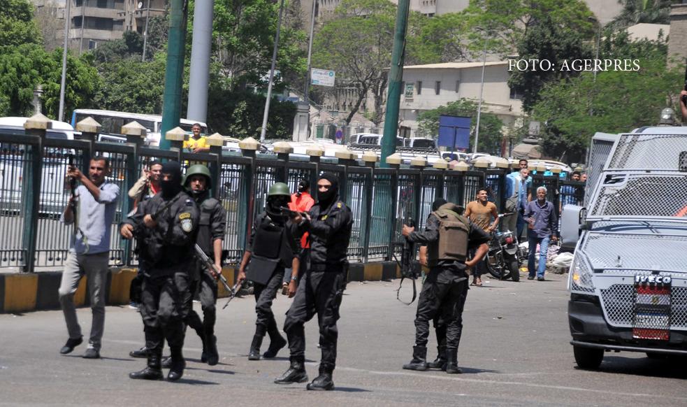 Amnesty International: Romania sprijina incalcarea drepturilor omului in Egipt.