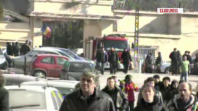 Ce sentinta au primit trei fosti directori ai Uzinei Mecanice din Sadu in dosarul exploziei din 2011, soldata cu doi morti
