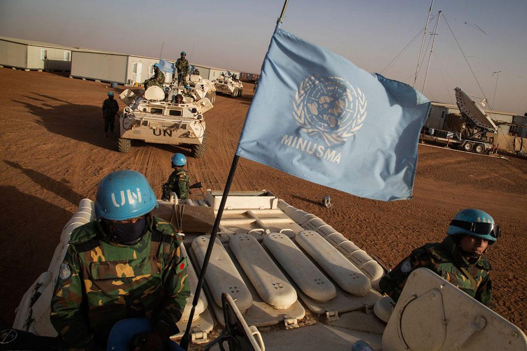Atac terorist asupra unui convoi ONU in Mali. Cel putin cinci soldati au murit