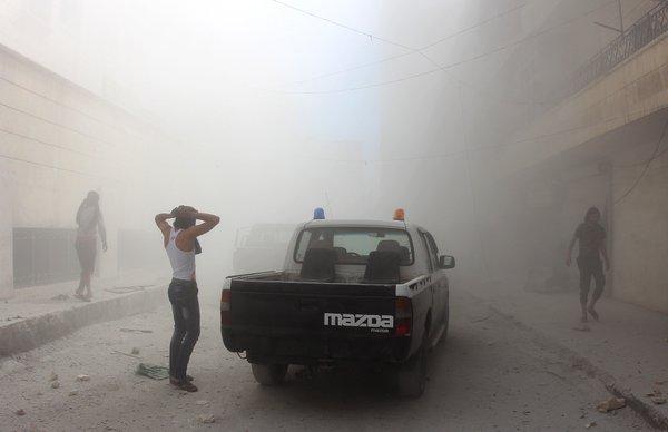 Trei atacuri teroriste in Bagdad. Peste 20 de oameni au murit si 50 au fost raniti