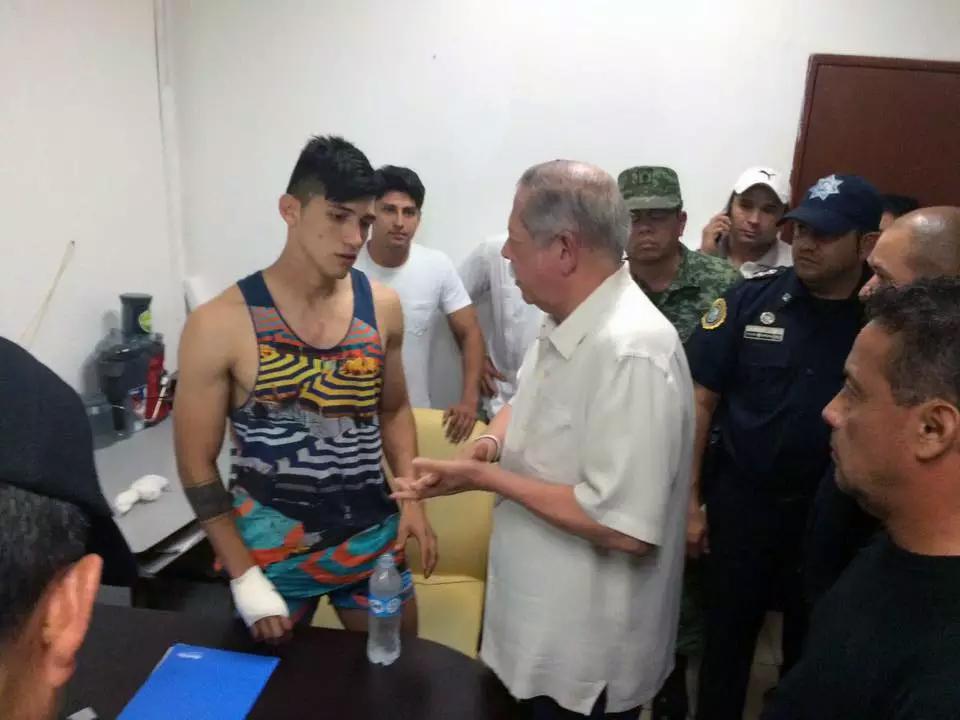 Fortele de securitate mexicane l-au salvat pe Alan Pulido, fotbalistul rapit in timp ce se intorcea de la o petrecere