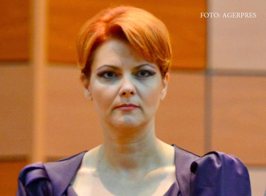 DNA cere ca Lia Olguta Vasilescu sa fie pusa sub control judiciar. Primarul Craiovei ar fi discreditat un denuntator