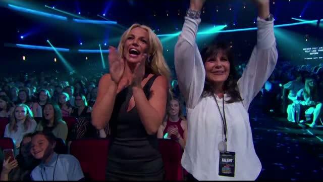 Britney Spears a avut parte de o surpriza de proportii la premiile muzica Disney. Ce s-a intamplat