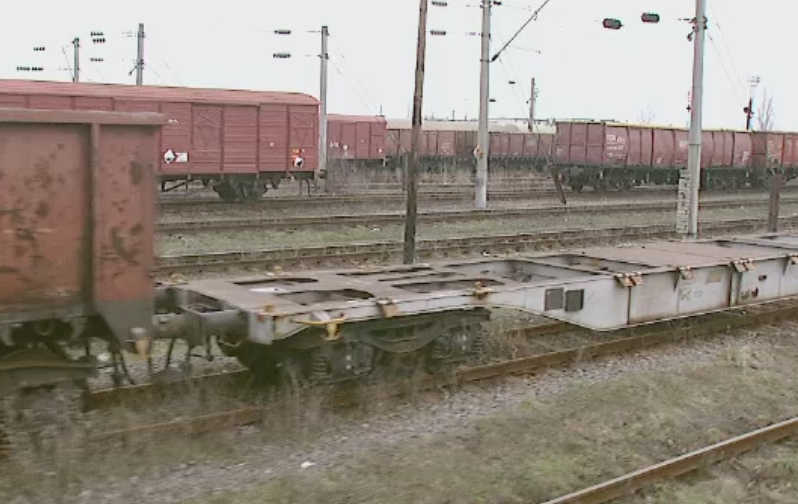 Un bărbat a murit după ce a fost lovit de tren în Capitală