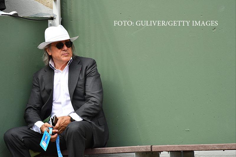 Sora lui Ilie Năstase a murit. Mesajul făcut public de fostul tenismen