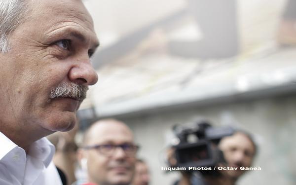 Liviu Dragnea: Nu ma intereseaza cum iese Legea gratierii din Senat; eu nu-i dau drumul la Camera pana nu am garantii