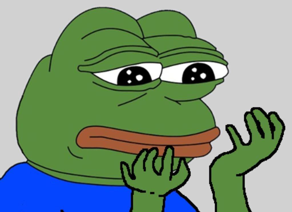Pepe The Frog, un simbol al