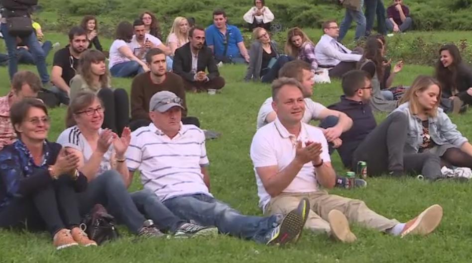 Festivalul Etnorama a adunat o multime de oameni in Parcul Herastrau din Capitala. Mancarurile traditionale de la eveniment