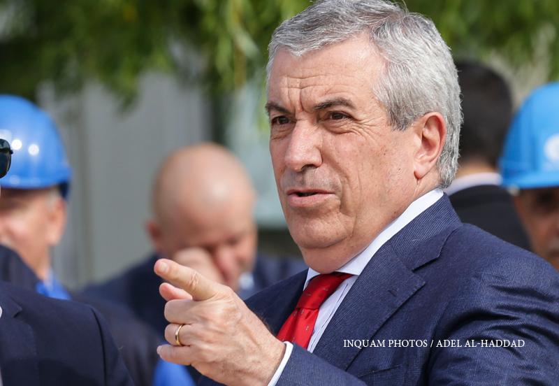 Tăriceanu: George Maior nu mai poate să reprezinte România în capitala SUA