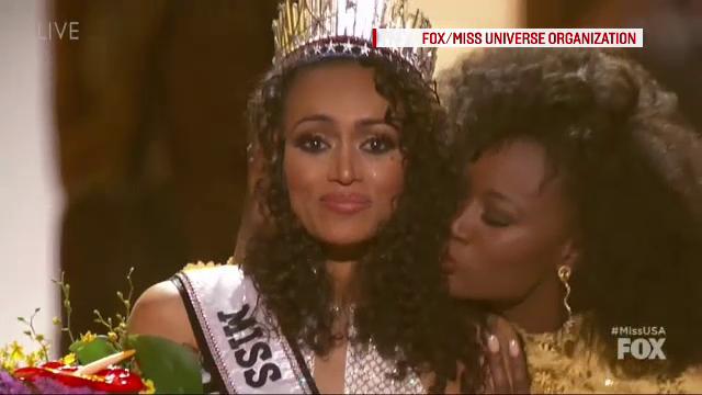 Concursul Miss USA 2017, castigat de reprezentanta districtului Columbia. Ce ocupatie are Kara McCullough