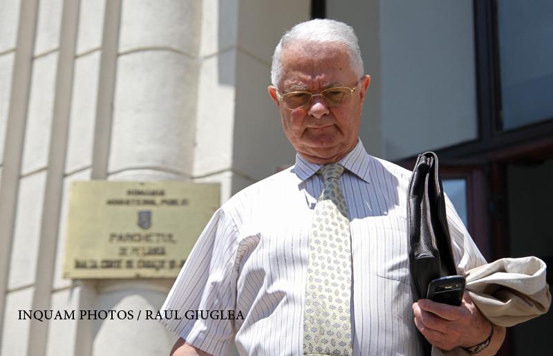 Virgil Magureanu, dupa ce a fost audiat in dosarul Mineriadei: