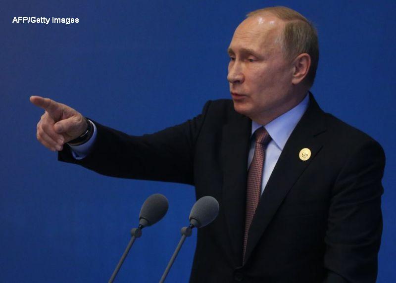 Reactia Rusiei dupa ce SUA au lansat joi un atac aerian asupra unor forte siriene: