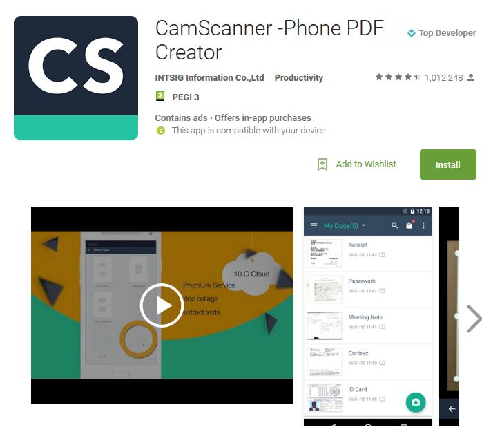 iLikeIT. Aplicatii Android, recomandate de George Buhnici: CamScanner, Days Counter, Free Egg Timer si Automate