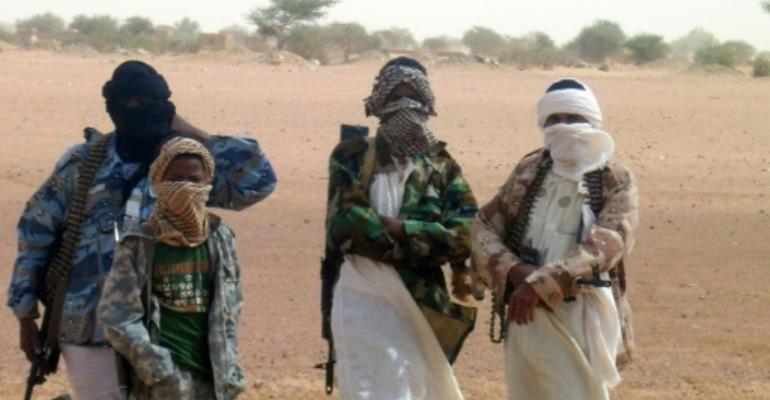 Gestul pentru care un cuplu din Mali a fost ucis in public.