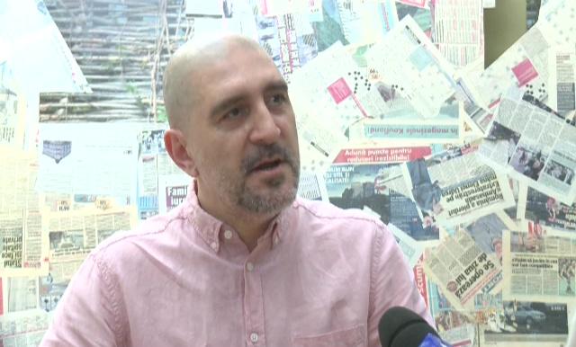 Juratul Masterchef Razvan Exarhu si-a lansat cartea