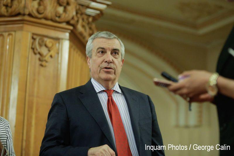 Dosarul in care Calin Popescu-Tariceanu este acuzat de minciuna continua. Senatorul Serban Mihaileanu va fi audiat marti