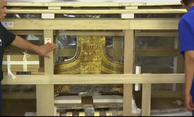 Tutankhamon s-a mutat in casa noua. Cat a costat noul muzeu dedicat faraonului