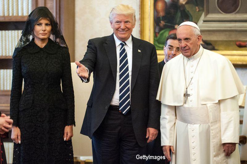 Indemnul la pace al Papei pentru Donald Trump: