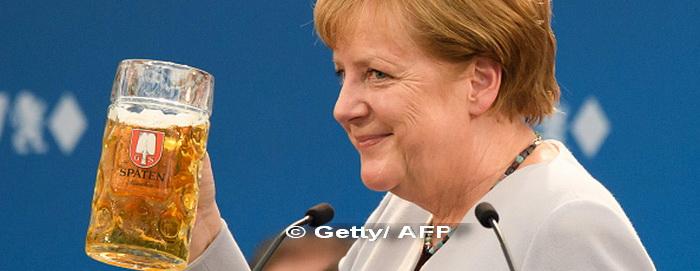 Merkel sustine ca SUA si UK nu mai sunt parteneri de incredere pentru Europa: