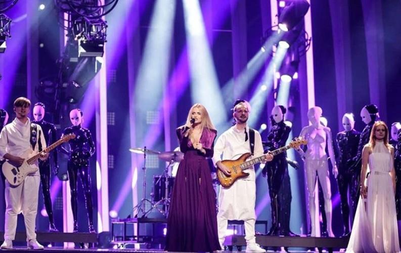 """Prima repetiție a României la Eurovision 2018. Regizor: """"Avem 30 de secunde geniale"""""""