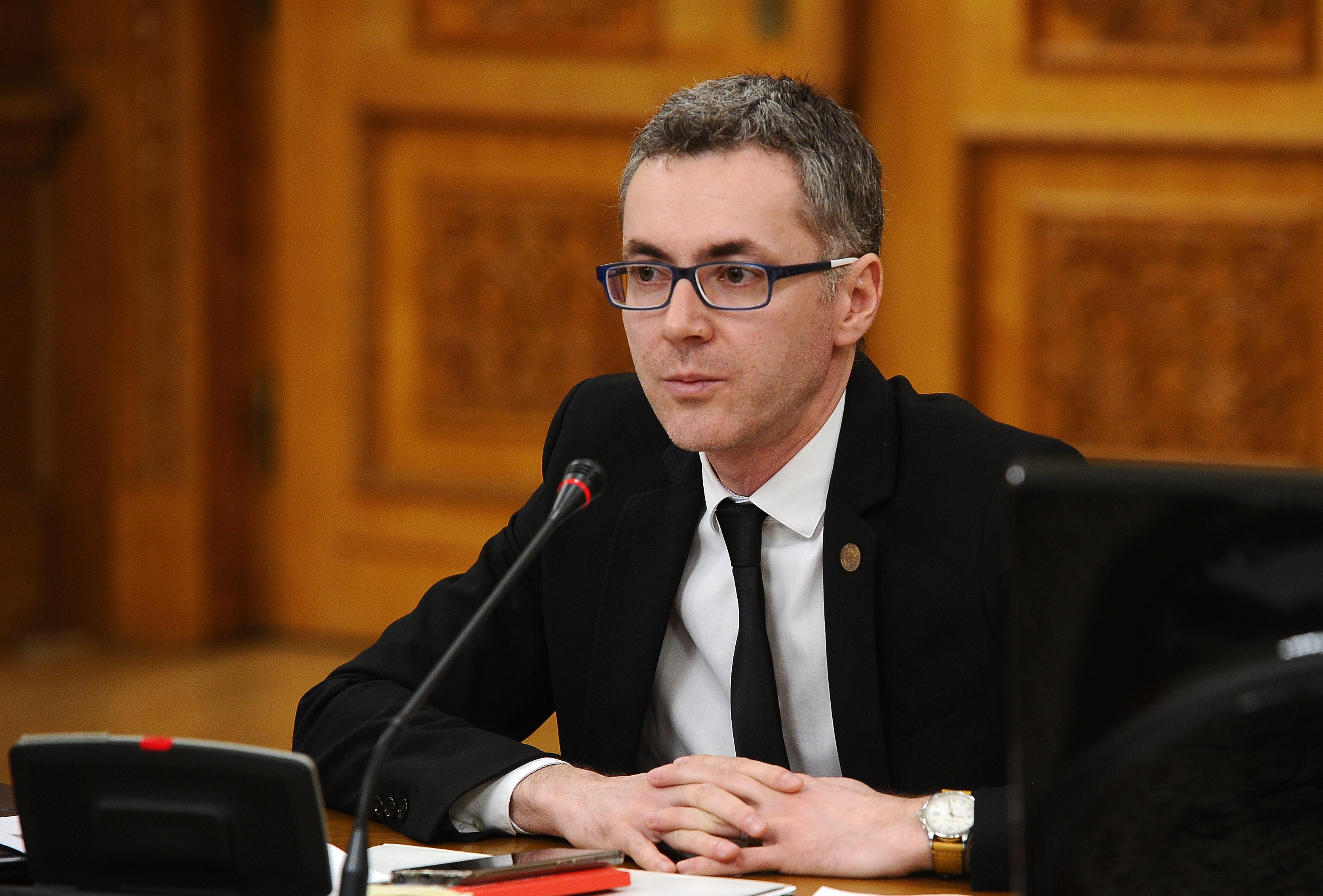 Stelian Ion: PSD şi ALDE l-au convins pe Tudorel Toader să dea ordonanţele pe justiţie