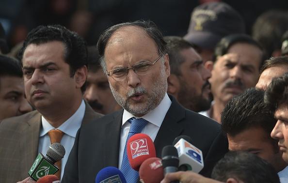 Ministrul pakistanez de interne, ținta unei tentative de asasinat