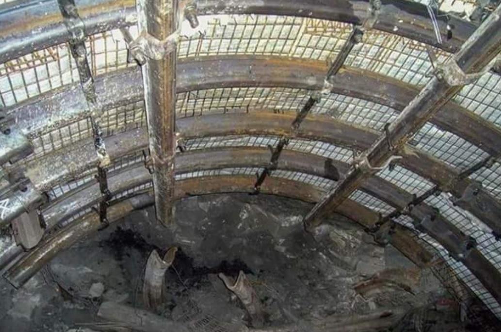 2 mineri au murit, în urma unui cutremur care a avut loc, duminică, într-o mină din Polonia. FOTO