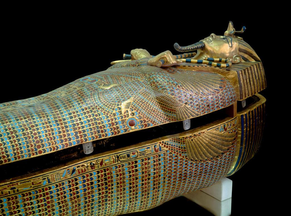 Descoperire surprinzătoare în mormântul lui Tutankhamon.