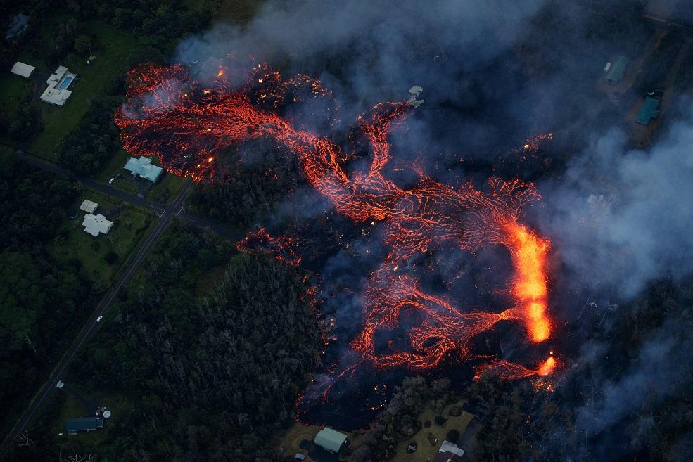 Mai multe oraşe din SUA ar putea fi distruse de erupţii vulcanice, în următoarele zile